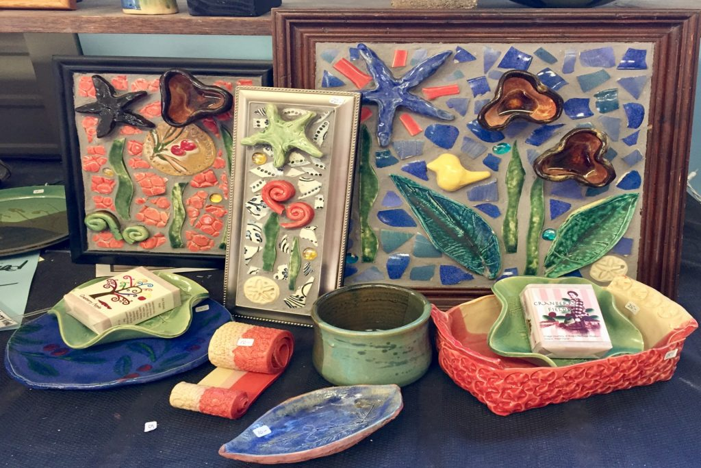 Peninsula Arts Association - Ceramics
